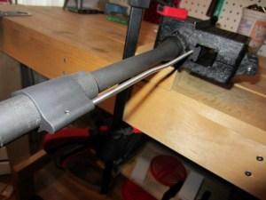 AR15 gas system