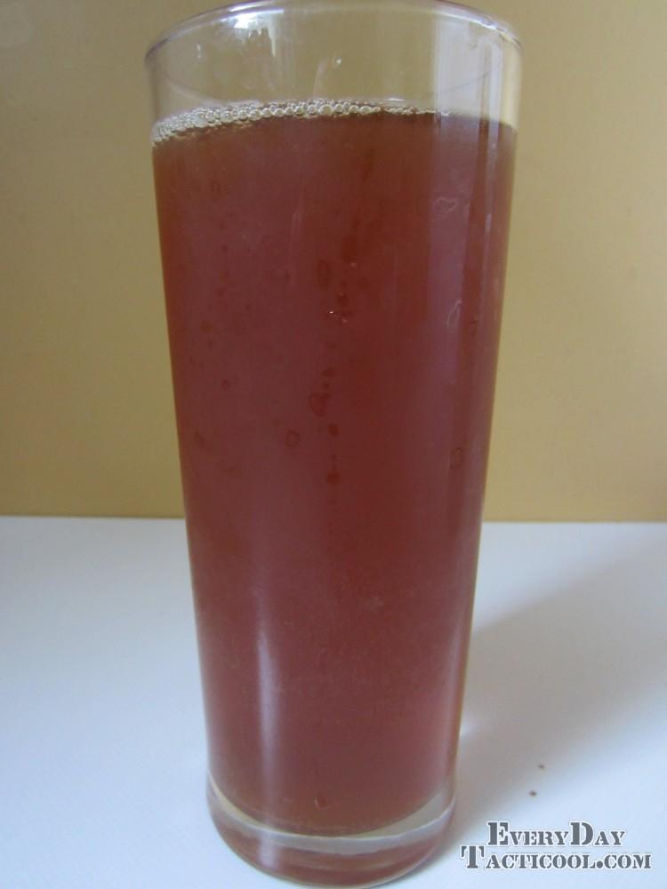 Pumkin Ale Pour