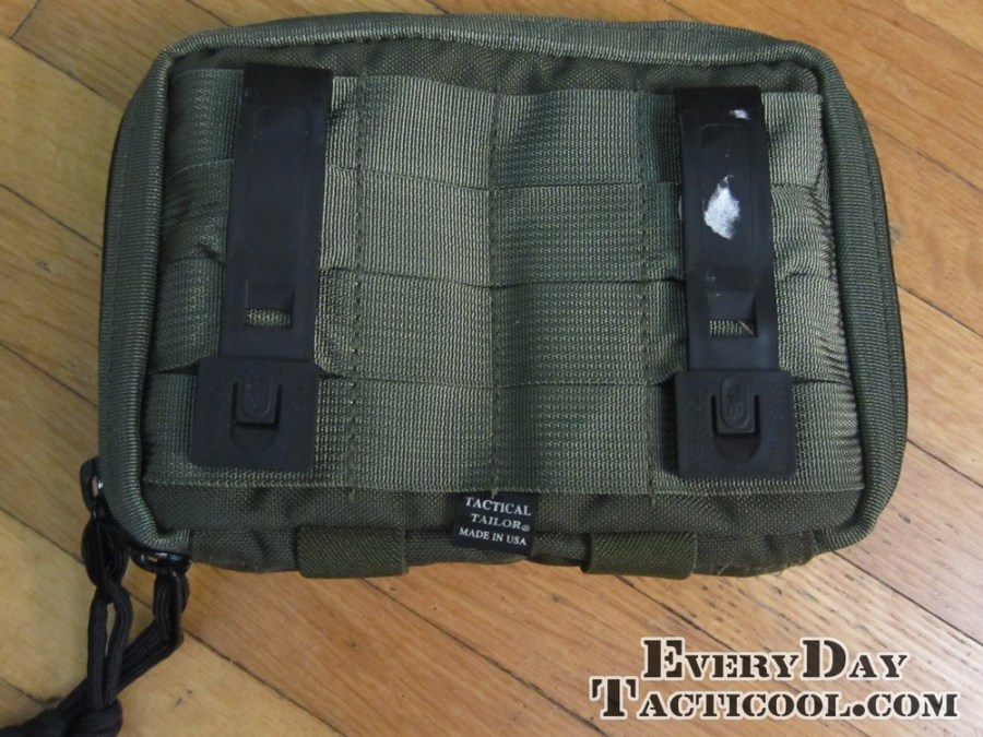 Tactical Tailor Admin Pouch Enhanced rear