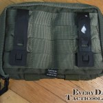 Tactical Tailor Admin Pouch Enhanced rear
