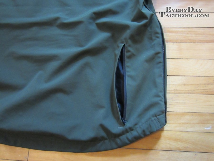 bottom back pocket