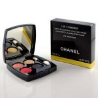 """Frühlingstraum von Chanel: Die Les 4 Ombres """"Tissé Paris"""" Lidschatten-Palette"""