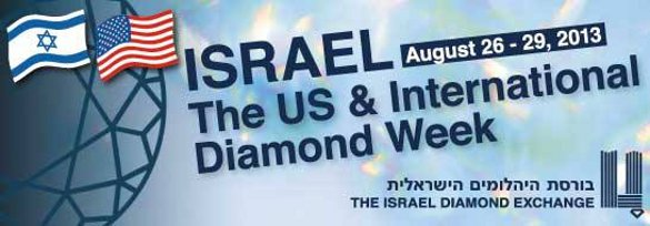 The US & International Diamond Week Israel