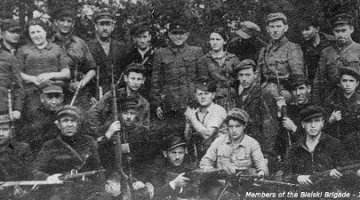 Partisans in 1944 - courtesy JPEF'