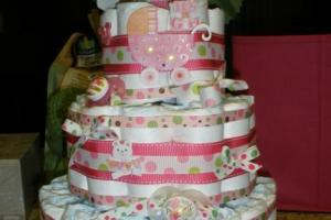 1286326123_93414035_1-Pictures-of--Beautiful-Diaper-Cake-for-Baby-Shower-in-Austin-TX-1286326123