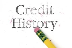 Erasing Credit History