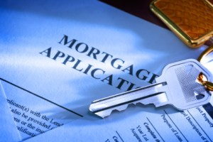 Mortgage application with key
