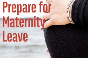 Once you find out you're pregnant, you should take these steps to financially prepare for maternity leave. Find out how it works and how you'll get paid.