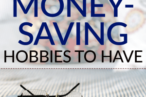 Want to start your budget for the holidays, but don't have enough money left over? Adopt one of these 6 money-saving hobbies to get more out of your budget!