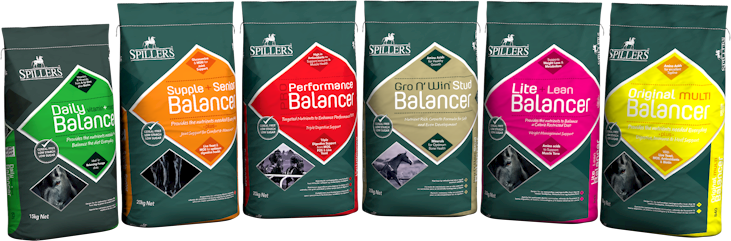 SPILLERS unveils new Balancers, making the choice simple
