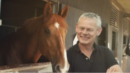 Martin Clunes presents a new documentary show on Horse & Country TV, all about how equine learning can benefit people with special needs.