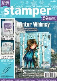 Craft Stamper - January 2014