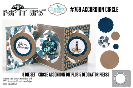 Accordion Circle #769