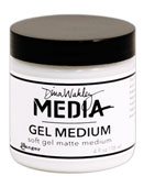 Dina Wakley - Media Gel Medium