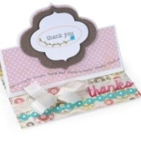 Brand New Dies from Sizzix