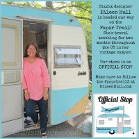 Eillen Hull - Sizzix Paper Trail Official Stop