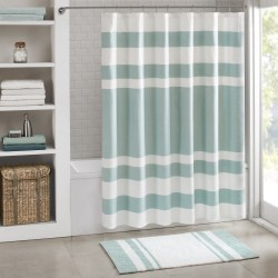 Small Crop Of Green Shower Curtain