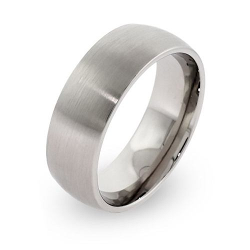 Medium Of Name Engraved Ring