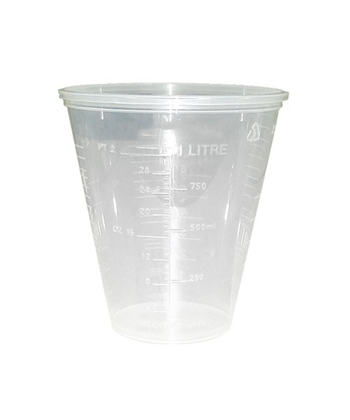 1L Paintdirect Graduated Cups