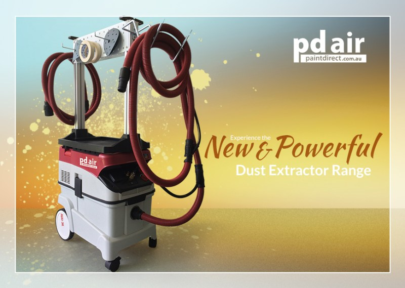 Pd-Air Dust Extractor Range