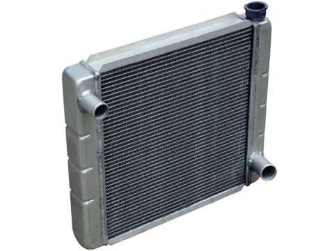 car radiator for heat exchange