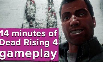 14 minutes of Dead Rising 4 gameplay in action & screenshots