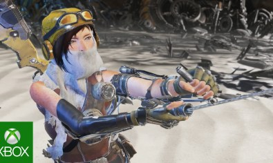 Gamescom 2016: ReCore Gameplay Trailer and Screenshots