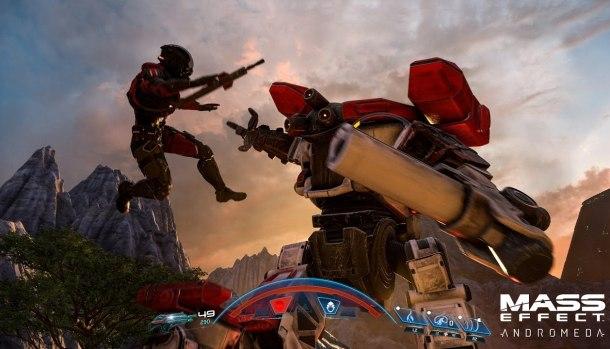 Mass Effect: Andromeda – Gameplay Reveal Trailer
