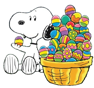 Snoopy-Easter-Eggs