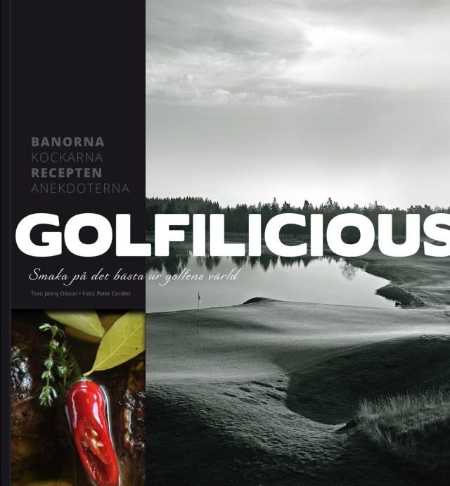Omslag Golfilicious