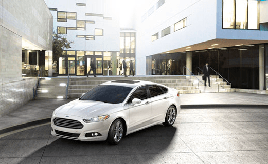 2013 Ford Fusion Hybrid, Green Car Of The Year