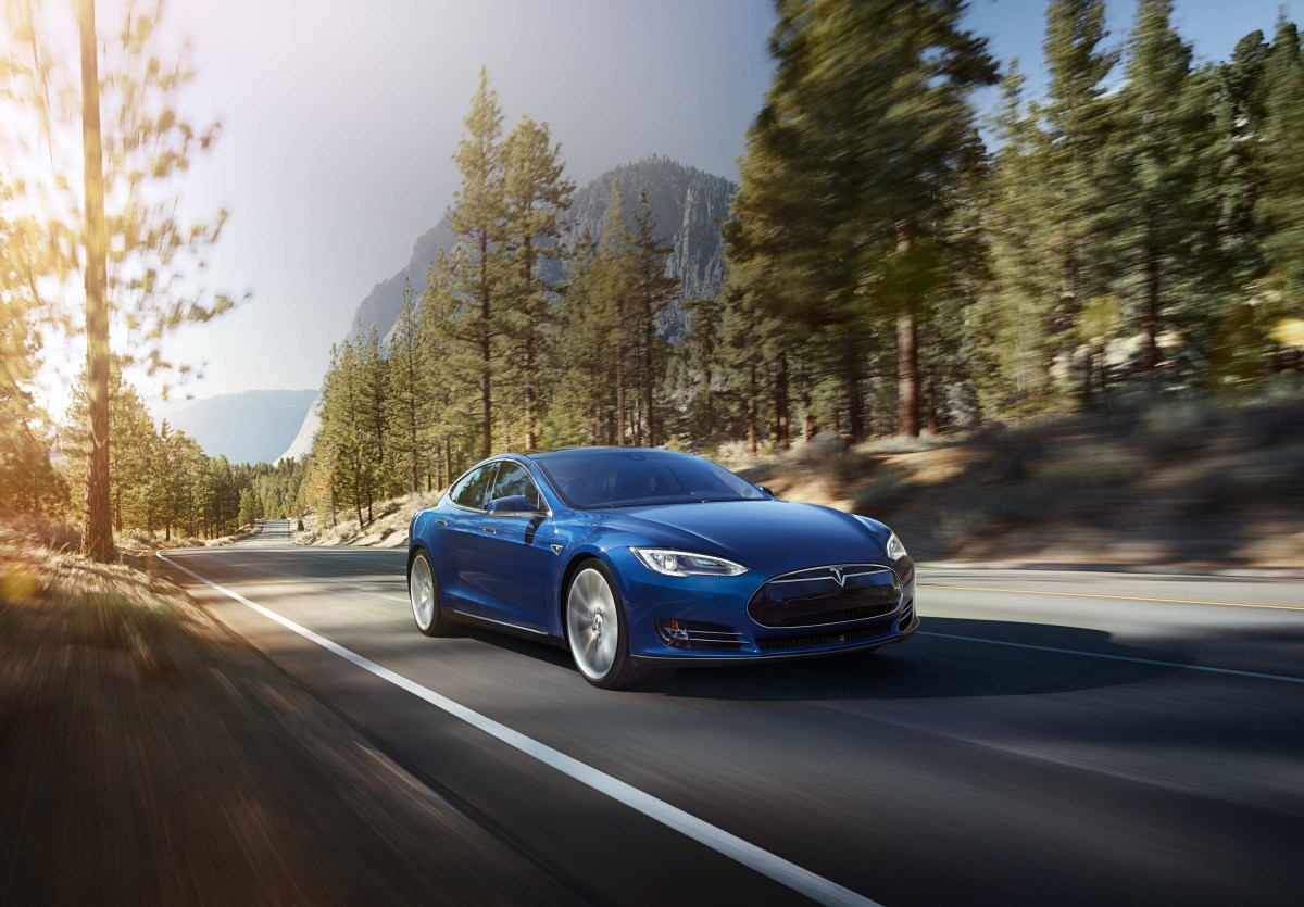 "Car & Driver Calls Tesla Model S 70D ""Car Of The Century"""