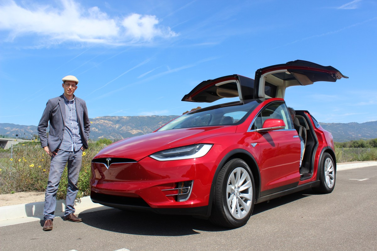 Are Some Tesla Model Xs Already Outfitted With 100 kWh Battery Packs?