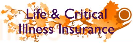 Life & Critical Illness Insurance