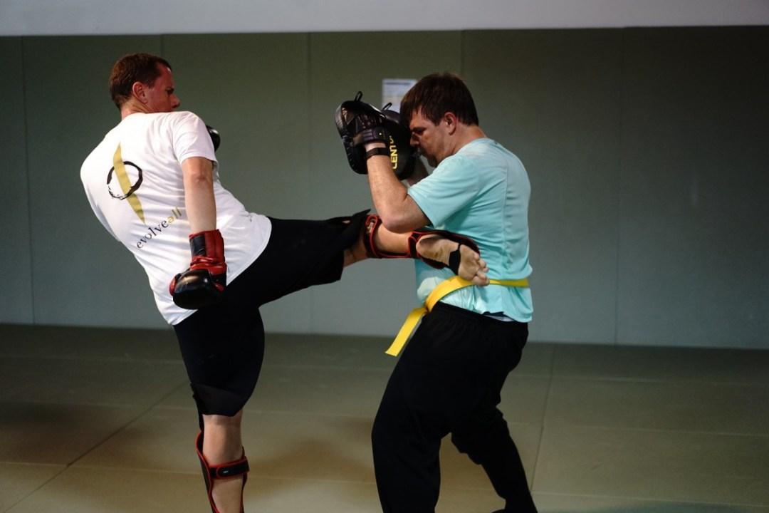 Adult Martial Arts EvolveAll