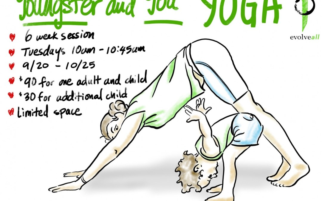 Youngster and You Yoga