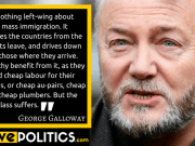 George Galloway EvolvePolitics Interview