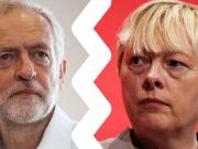 Corbyn Eagle Labour Split