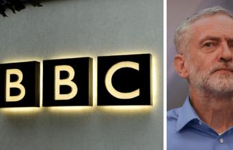 Corbyn BBC
