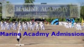 marine academy admission chittagong