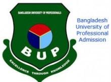 bup admission circular 2015