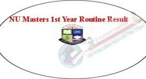 national university masters 1st year preliminary exam routine