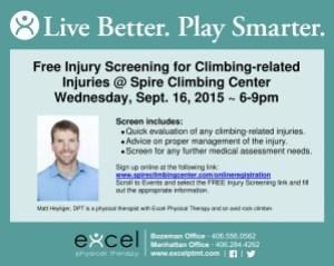 Excel PT Matt Spire Climbing Injury Screens Facebook Jpeg
