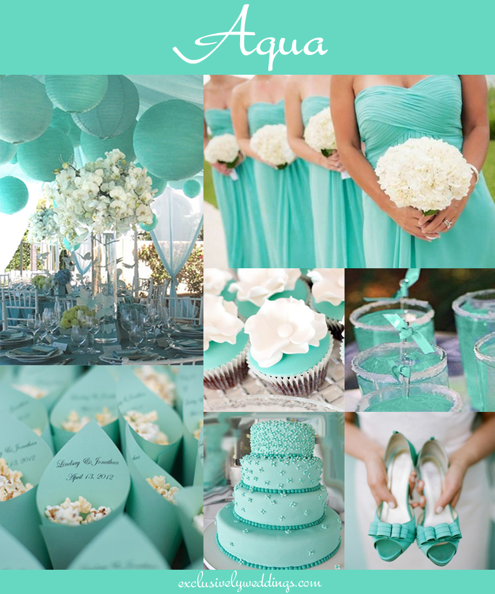 Sturdy Your Wedding Color How To Choose Between Turquoise Aqua Color Color Images houzz 01 The Color Teal