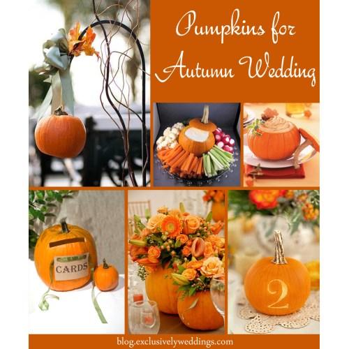 Medium Crop Of Fall Wedding Decorations