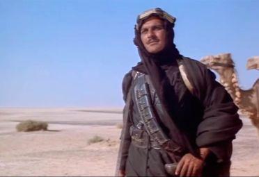 Omar Sharif Lawrence de Arabia