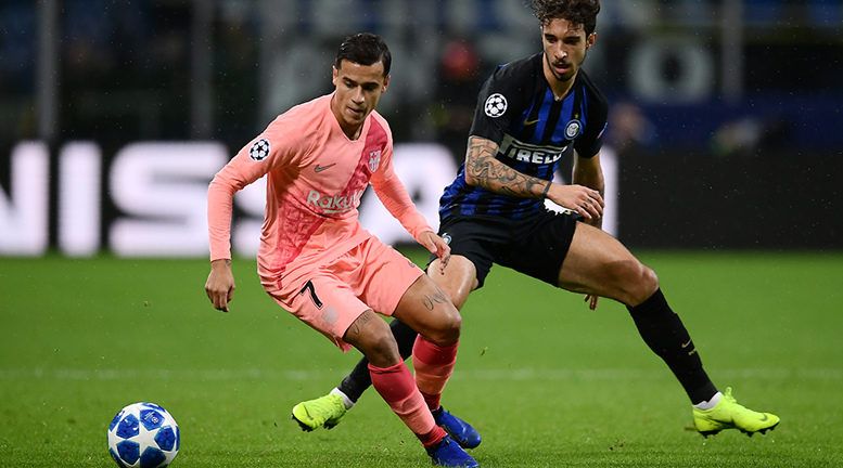 Champions League | Barcelona clasificó a octavos de final tras igualar 1-1 con Inter de Milán (VIDEO)