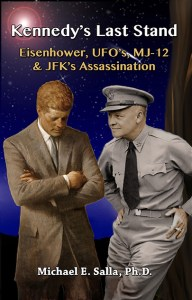 Front Cover low res 192x300 Review Essay: Kennedy's Last Stand: Eisenhower, UFOs, MJ 12 & JFK's Assassination