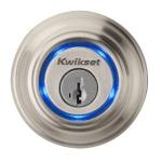 Kwikset Bluetooth Enabled Deadbolt Door Lock