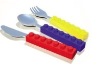 LEGO knife, fork, spoon set